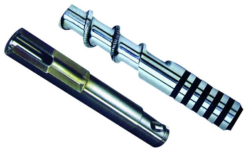 注塑机螺杆炮筒